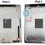 immagini anteprima scocca in alluminio ipad 3