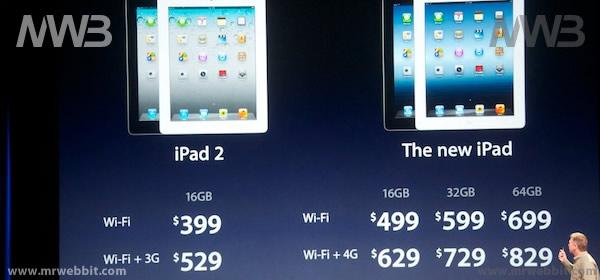 prezzi bassi per ipad 2 dopo uscita di ipad 3 o ipad hh il crollo