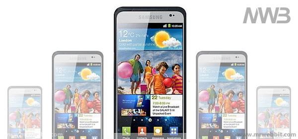 samsung galaxy S3 le prime immagini di come sara lo smartphone