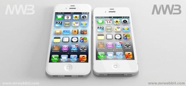 come potrebbe essere il nuovo iphone 5 rispetto al vecchio iphone 4s