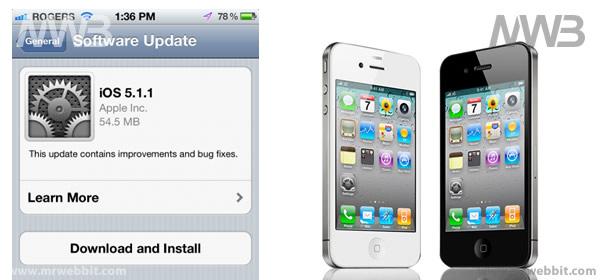 download aggiornamento ios 5.1.1 per iphone