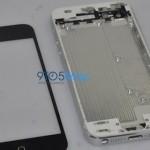 prime immagini del nuovo iphone 5 di apple in anteprima