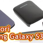tutti gli accessori originali per samsung galaxy s3