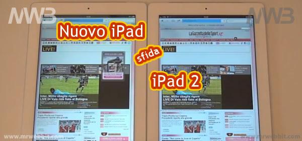 meglio nuovo ipad o ipad 2 conviene tenere il vecchio tablet