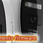 nokia aggiorna il firmware del pure 808 firmware