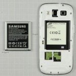 samsung galaxy s3 aprirlo per cambiare la batteria