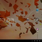 Motorola Xoom 3G download aggiornamento android ICS homescreen