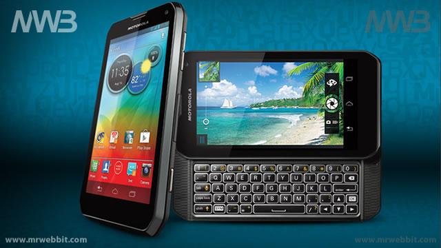 Contenuto della confezione e scatola di Motorola Photon Q 4G LTE