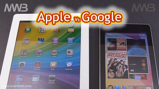 apple ipad 3 sfida google nexus 7 il migliore