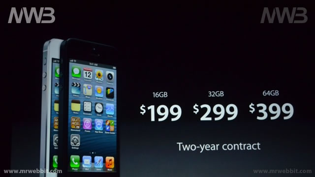 prezzi iphone 5 con contratto di 2 anni