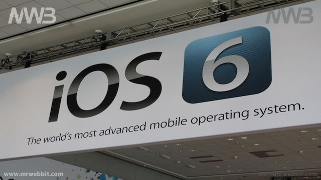 sistema operativo per iphone 5 sistema ios6 nuovo in anteprima