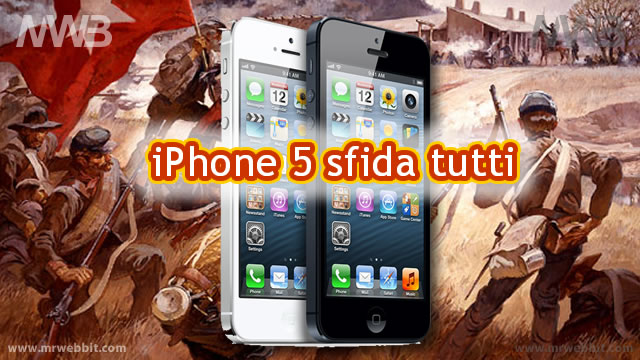 Tutte le diffrenze fra iPhone 5, Nexus 4, Nokia Lumia 920, Samsung Galaxy S3