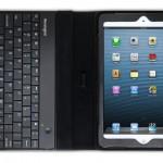tastiera per trasformare un ipad mini in un vero notebook per scrivere testi