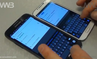 Samsung Galaxy S4 sfida Samsung Galaxy Note 2 tutte le differenze