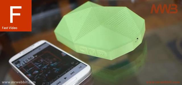 Altoparlanti per Smartphone a forma di tartaruga