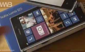 Nokia Lumia 925 contenuto della confezione