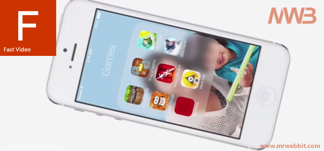 apple presenta ios7 per iphone e ipad