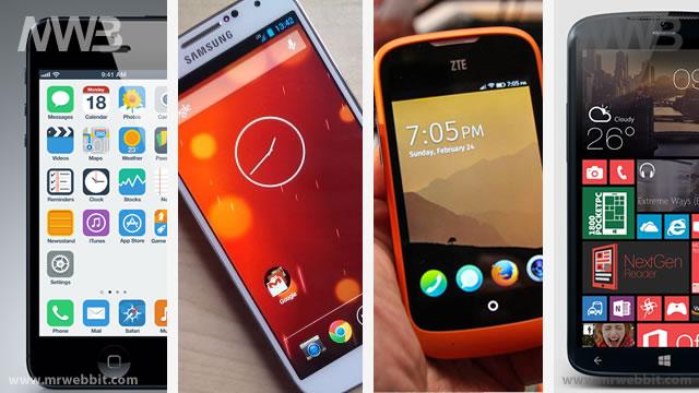 Differenze fra sistemi operativi per smartphone e tablet