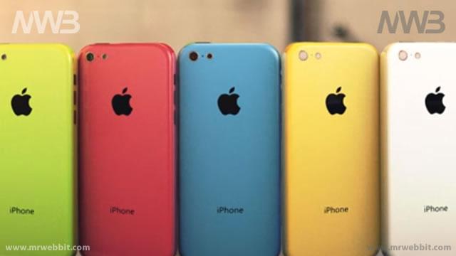 Tutti i colori di iPhone 5C, lo smartphone Apple a basso prezzo