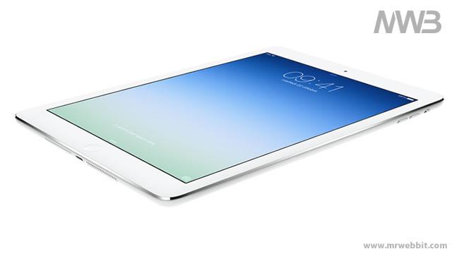 apple presenta ipad air super sottile super dettagliato