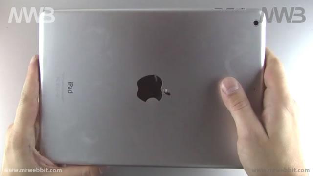 unboxing ipad air tutti gli accessori della confezione di vendita