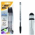 stilo capacitivo per smarphone e tablet creato da BIC