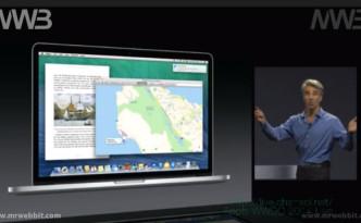 presentazione iphone 6 e ios8 apple