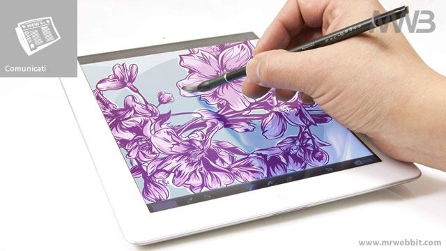 Nomad Brush dipingere su Tablet e Smartphone