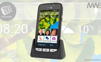 smartphone android per nonni