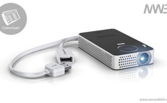 proiettore per smartphone miniaturiyyato usb