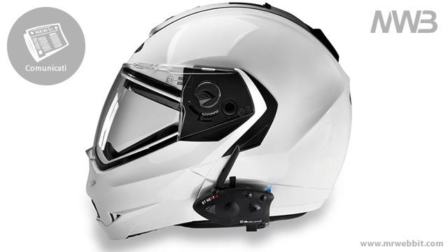 gite con gli amci android e iphone connessione bluetooth per comunicare in moto