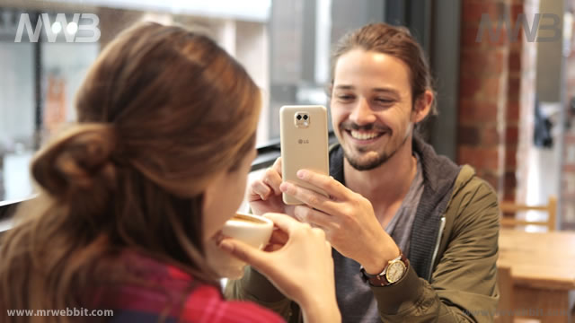 LG G5 lo smartphone con fotocamera grandangolare per lavoro o studio