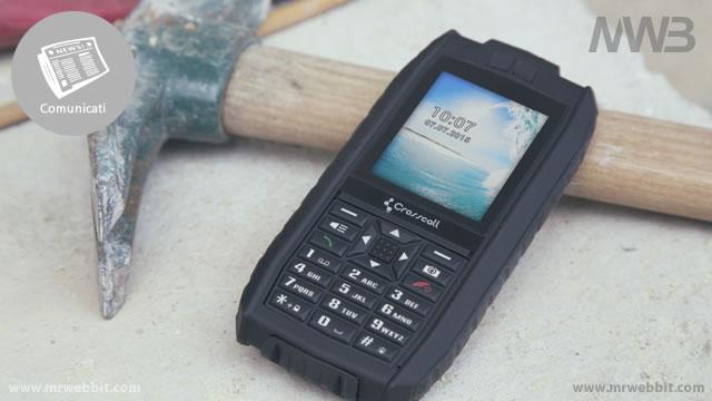 Telefoni indistruttibili a prova di urti polvere e acqua