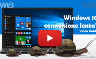 windows 10 connessione internet lenta videoguida