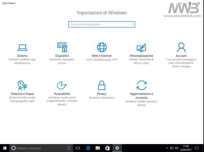 Windows 10 connessione internet lenta la fotoguida