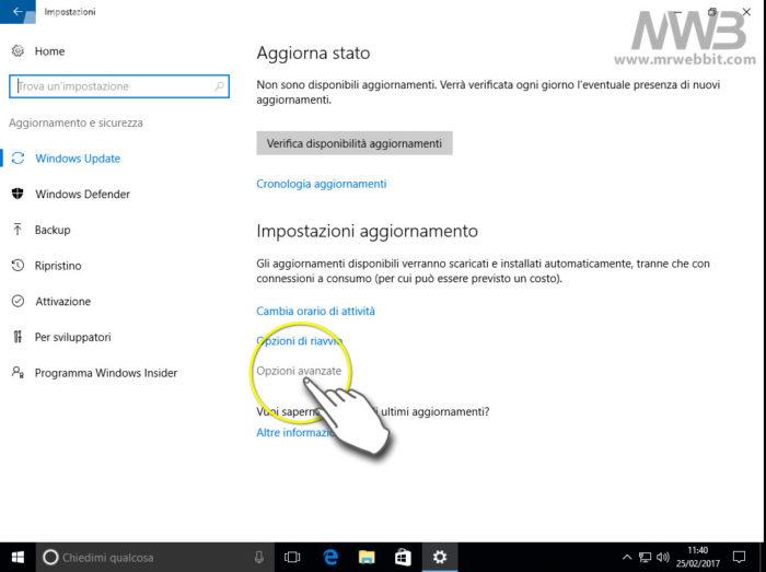 Windows 10 connessione internet lenta la fotoguida