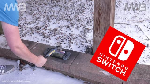 martellate su nintendo switch
